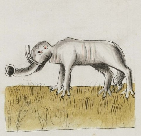 Middle Ages elephants12