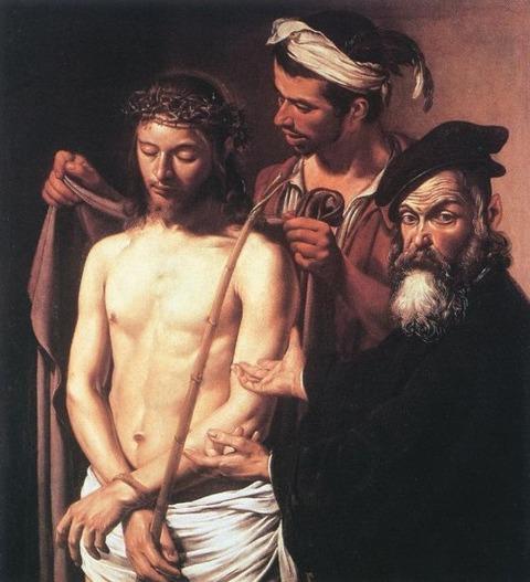 カラヴァッジオ Ecce Homo 1605
