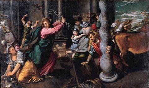 Scarsellino 1580-1585