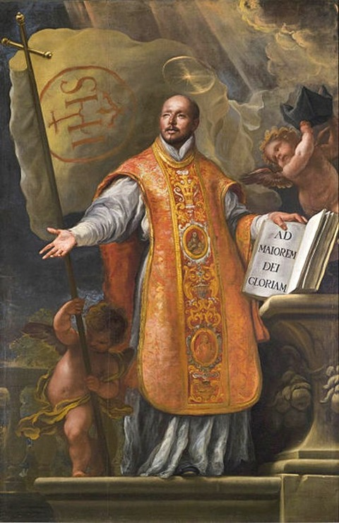 Claudio Coello detail 1680-83