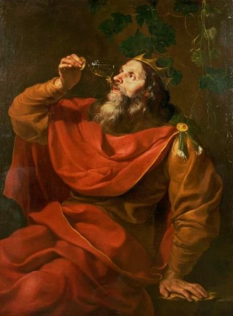 Nicolas Tournier, King Midas, c. 1620