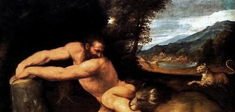 Giovanni Antonio de Sacchis IL Pordenone. Italian 1535-40 -