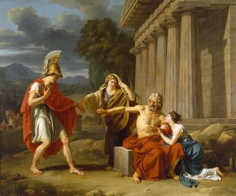 Oedipus At Colonus by MotionAge Designs