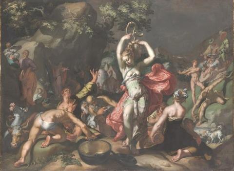 Abraham Bloemaert  1596