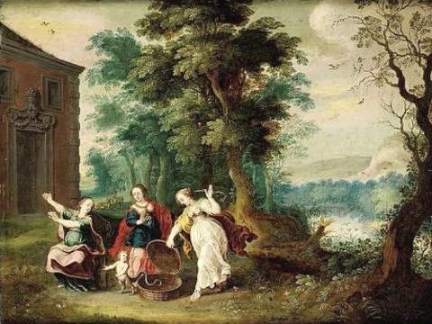 Jasper van der Lanen, c. 1620