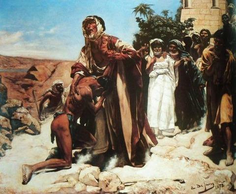 Edouard De Jans - The return of the prodigal son