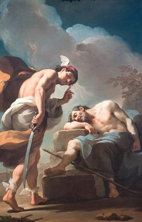 Ubaldo Gandolfi 1770-1775