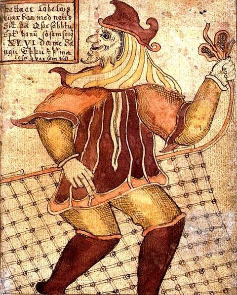 18th century Icelandic manuscript