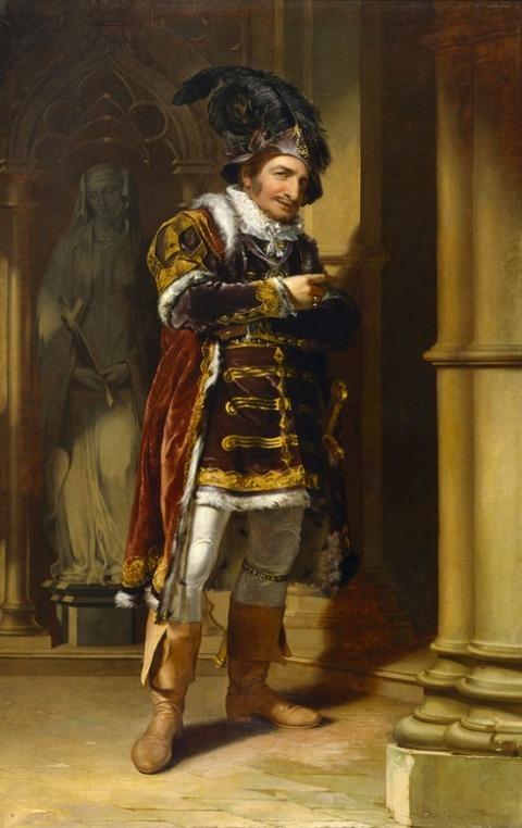 George Frederick Cooke as Richard III  1811-12