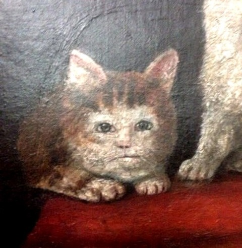 cat middle ages-