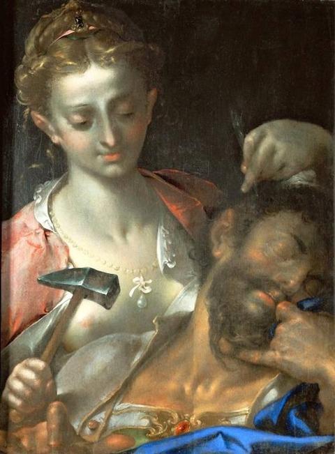 Bartholomaeus Spranger  1546-1611