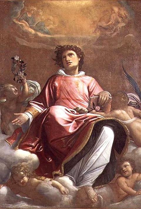 Stephen - Giacomo Cavedoni