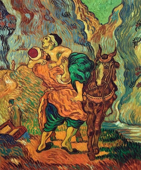 Van Goghs The Good Samaritan