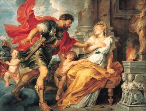 Peter Paul Rubens, 1616-1617