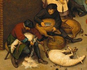 Pieter_Brueghel_the_Elder_-_The_Dutch_Proverbs_ -7