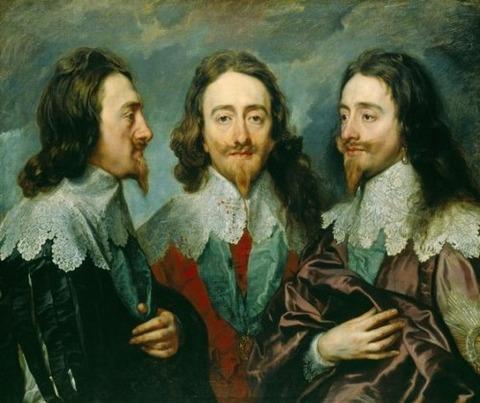 Anthony van Dyck, Charles I 1636