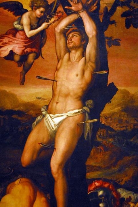 1560-Girolamo Siciolante d Sermoneta