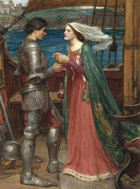 1916 John William Waterhouse