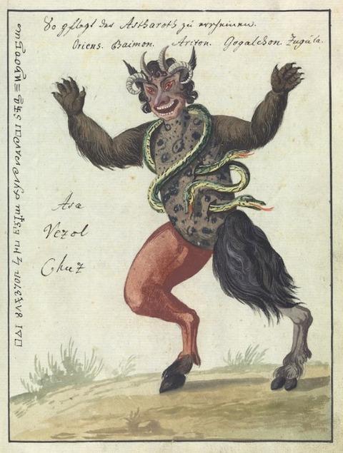 Compendium Of Demonology and Magic 3
