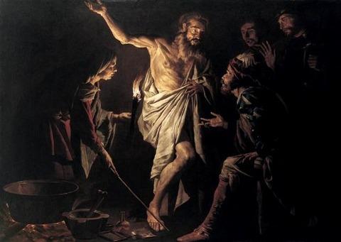 Matthias Stom 1635
