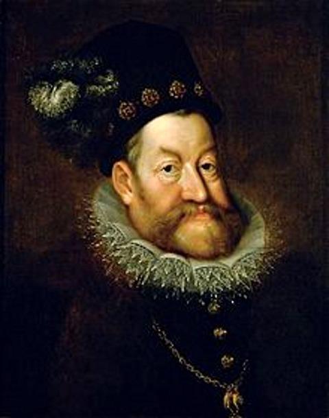 Hans von Aachen - Portrait of Emperor Rudolf II