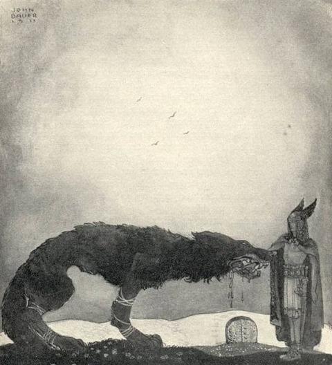 1911 by John Bauer