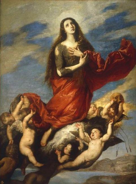 de Ribera, Maria Magdalena 1591-1652