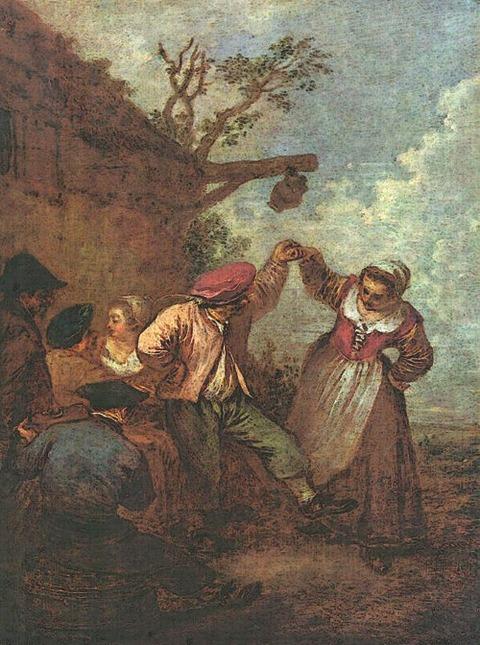 Jean-Antoine Watteau  1702