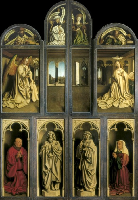 van eyck brother 1430-32