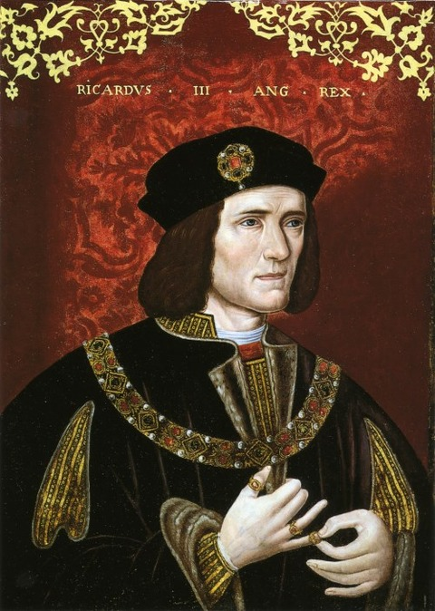 King_Richard_III 16th unknown