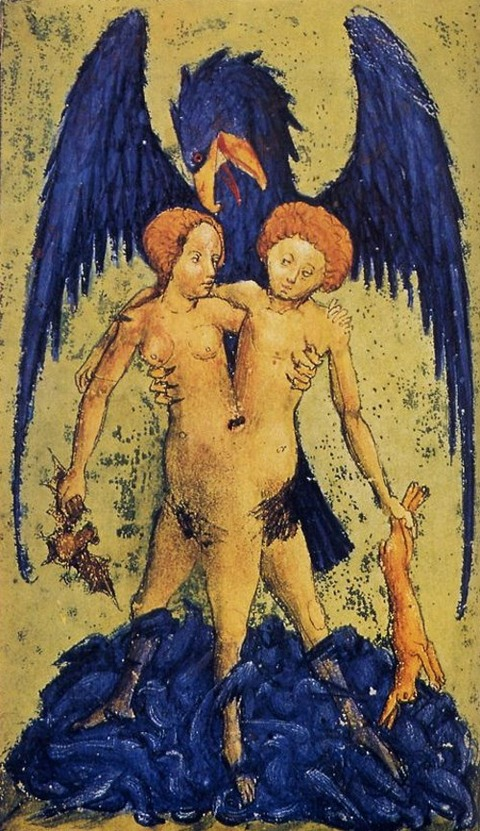 Aurora consurgens About 1420-1430