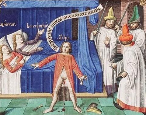 The Hague manuscript  François Maïtre  1475