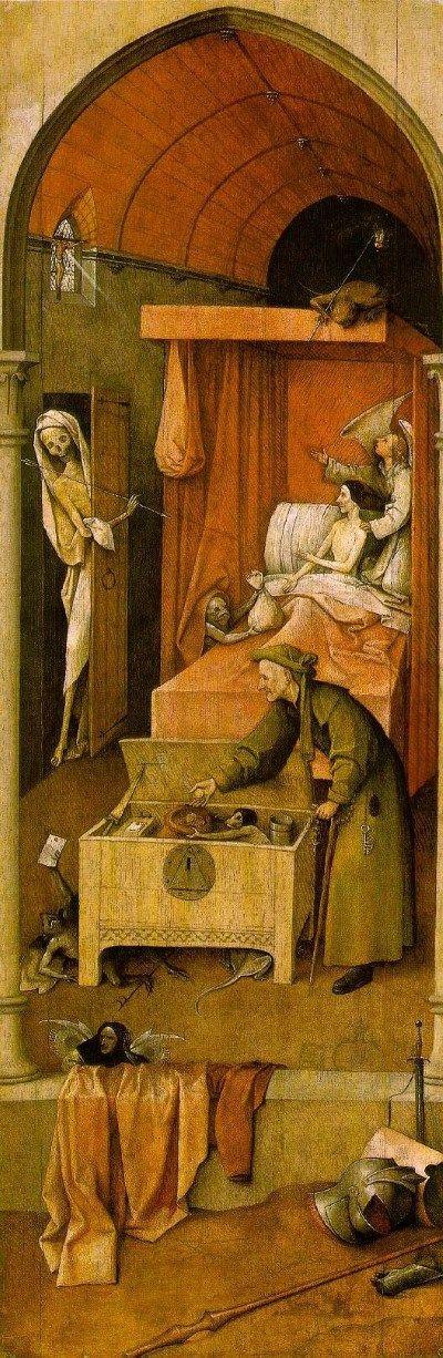 Hieronymus Bosch 1490