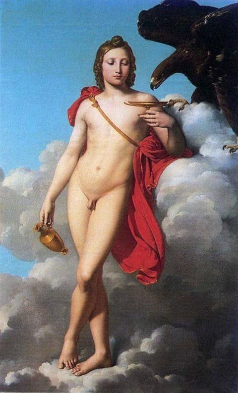 Ganymede, Jean-Pierre Granger 1810