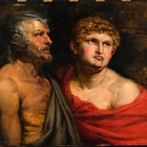 Rubens, Seneca en Nero