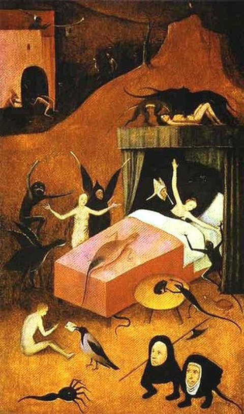 Followers of Hieronymus Bosch 1490-1510