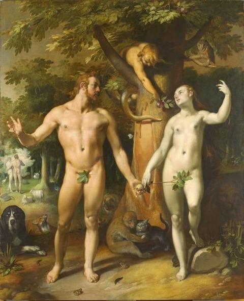 Cornelis Corneliszoon van Haarlem, 1592