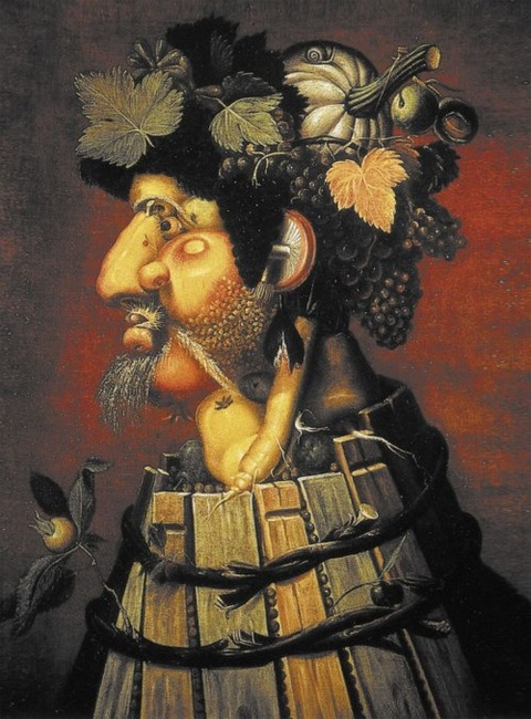 Follower of Giuseppe Arcimbold