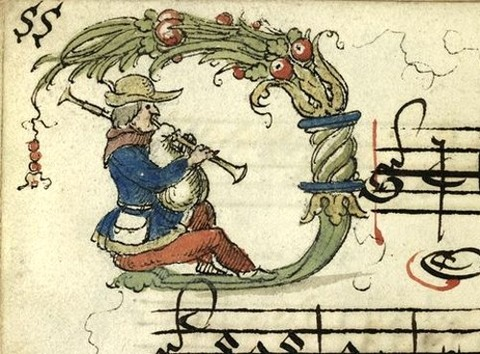 Chansonnier of Zeghere van Male 2