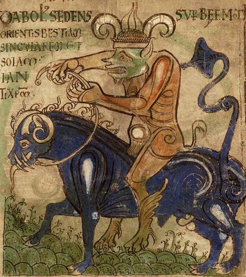 Liber Floridus (Ghent University) 1120 Lambert