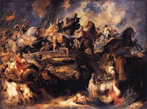 Peter Paul Rubens Anthony van Dyck 1615
