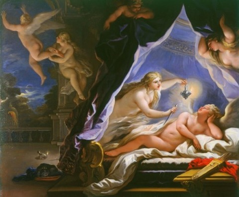 LUCA GIORDANO 1695-97