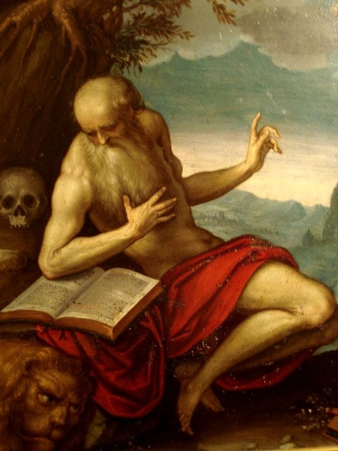 Jacopo Palma il Giovane  1590-95