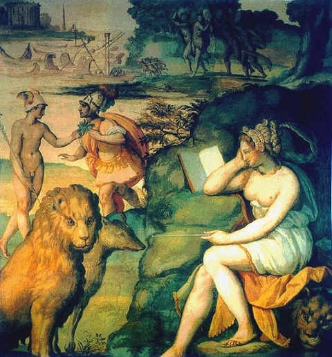 Alessandro Allori  1580