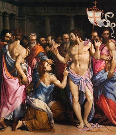 FRANCESCO SALVIATI, 1543