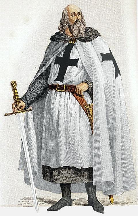 Jacques de Molay  19th