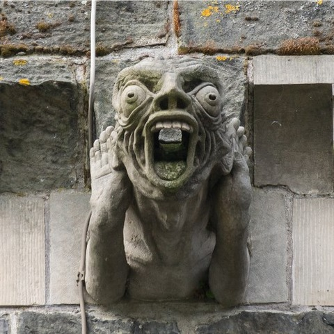 Paisley_Abbey_New_Gargoyles  (10)