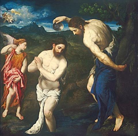 Paris Bordone  1535-40