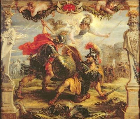 Rubens, 1630