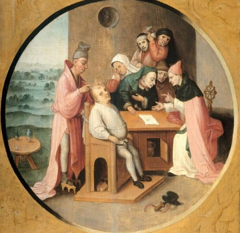 Marcellus Koffermans (a copy of a painting by Bosch)16